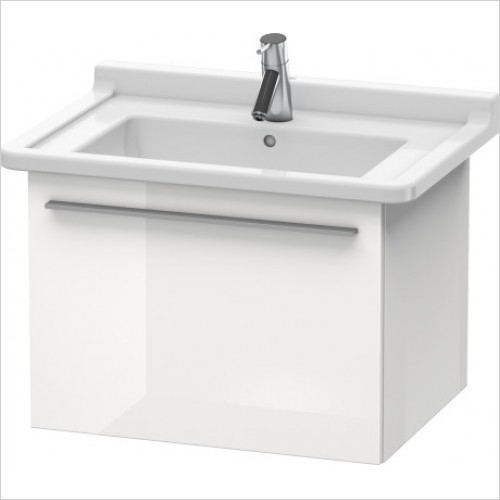 Duravit Furniture - X-Large Vanity Unit Wall Mounted 448x600x468mm