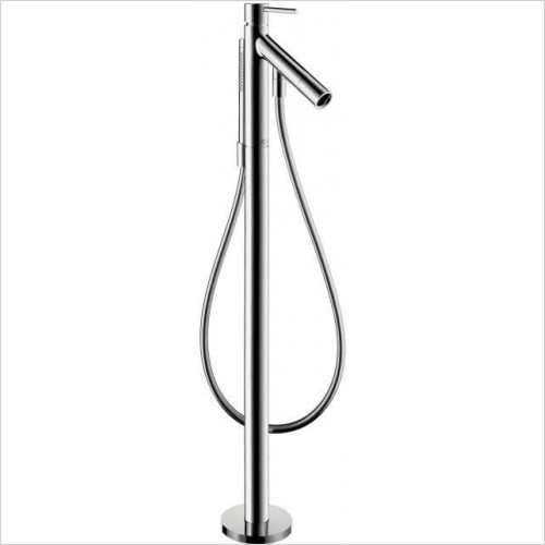 Axor Showers - Starck Floorstanding Single Lever Bath Shower Mixer