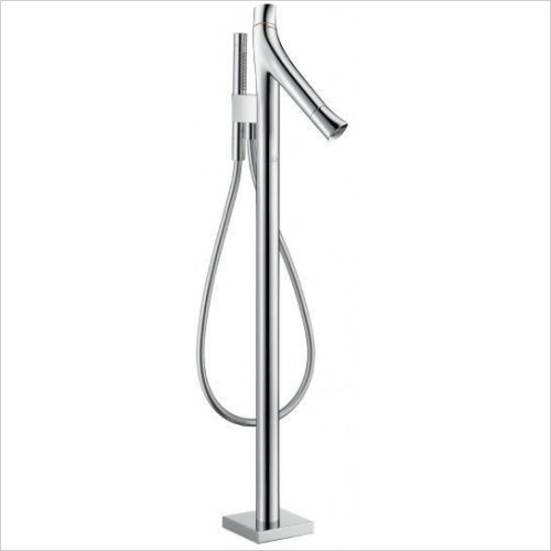 Axor Showers - Starck Organic Floorstanding Bath Tub Thermostat