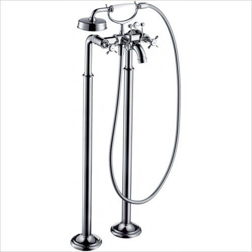 Axor Showers - Montreux Floorstanding Single Lever Bath Shower Mixer