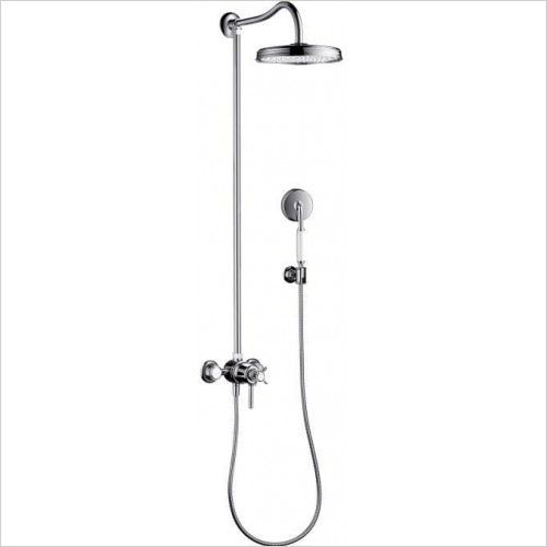 Axor Showers - Montreux Showerpipe