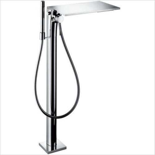 Axor Showers - Massaud Floorstanding Single Lever Bath Shower Mixer
