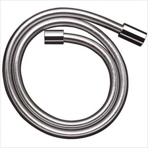 Axor Showers - Starck Metal Effect Shower Hose 1.25m