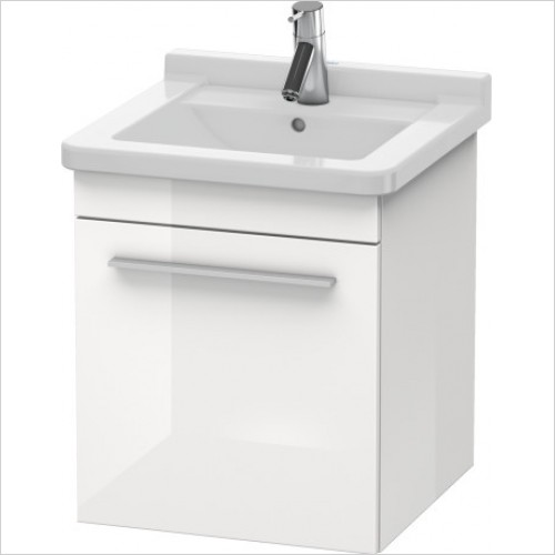 Duravit Furniture - X-Large Vanity Unit Wall Mounted 510x440x443mm Left Hand