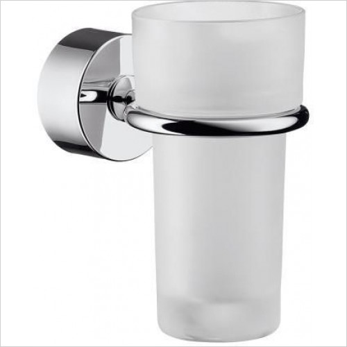 Axor Accessories - Uno Tooth Tumbler With Holder