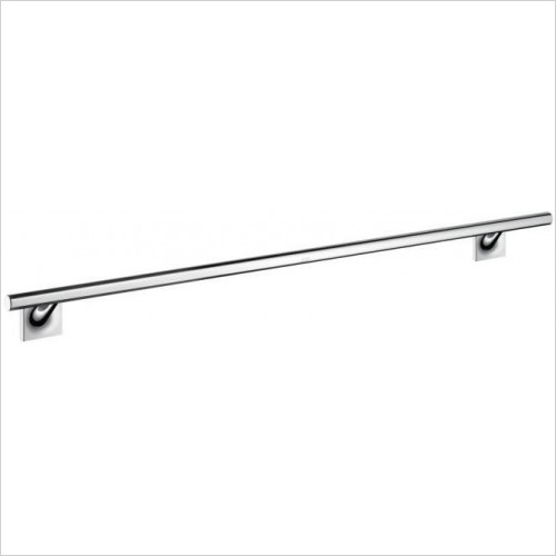 Axor Accessories - Starck Organic Bath Towel Holder 800mm
